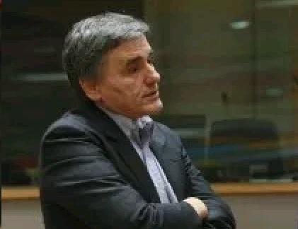Συνάντηση Ευκλ. Τσακαλώτου με Όλαφ Σολτς και Πιέρ Μοσκοβισί.