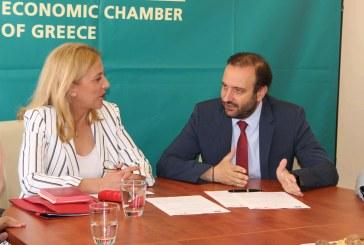 Υπογραφή Μνημονίου Συνεργασίας μεταξύ Οικονομικού Επιμελητηρίου Ελλάδος και Περιφέρειας Αττικής