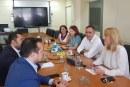 Συνάντηση του Υπουργού ΨΗΠΤΕ, Ν. Παππά με την Περιφερειάρχη Αττικής, Ρ. Δούρου – Δημιουργία Film Office στην Αττική