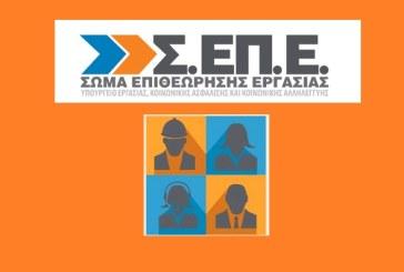 Διακοπή λειτουργίας καταστήματος λόγω παραβίασης εργατικής νομοθεσίας