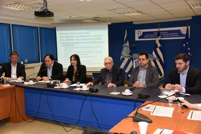 Απολογισμός και προγραμματισμός του έργου της Εθνικής Συντονιστικής Επιτροπής Κρουαζιέρας