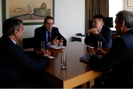 Συνάντηση ΕΣΕΕ με τον Πρέσβη της Ιαπωνίας στην Ελλάδα
