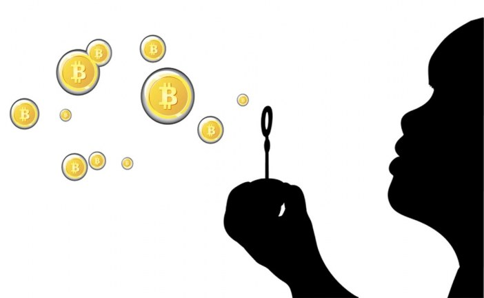 Φούσκες και Bitcoins !