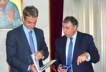 Επιστολή προέδρου ΕΒΕΠ στον Πρωθυπουργό με Προτάσεις για τις «Επτά Θύρες Ανάπτυξης» στην ευρύτερη περιοχή του Πειραιά