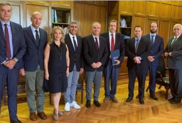Συνάντηση της ΕΣΕΕ με τον Υφυπουργό Ανάπτυξης και Επενδύσεων κ. Νίκο Παπαθανάση