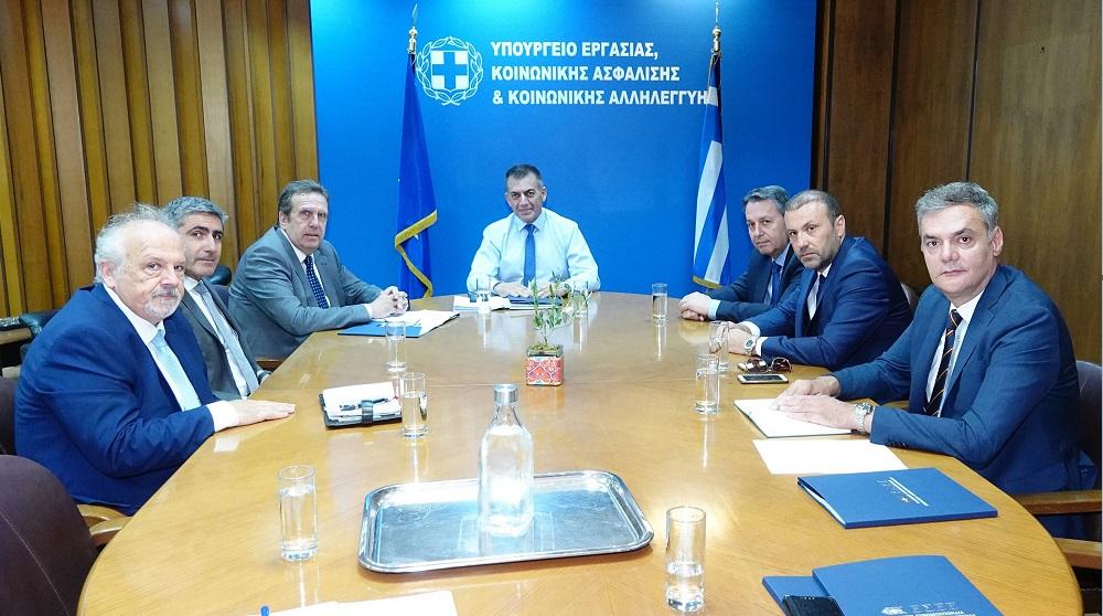 Προτάσεις για τον εξορθολογισμό της εργατικής και ασφαλιστικής νομοθεσίας κατέθεσε η ΕΣΕΕ