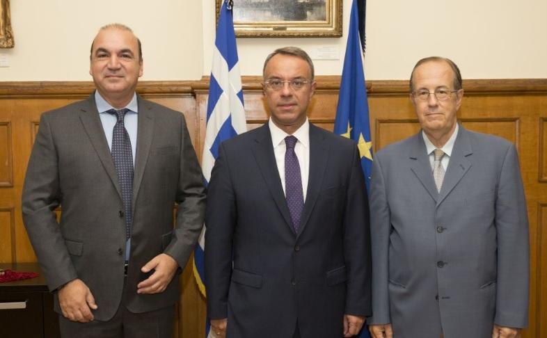 Συναντήσεις του Υπουργού Οικονομικών κ. Χρήστου Σταϊκούρα με Παραγωγικούς Φορείς της Βόρειας Ελλάδας