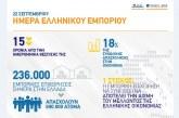 22 Σεπτεμβρίου 2019 : Η ΕΣΕΕ τιμά την Ημέρα Ελληνικού Εμπορίου