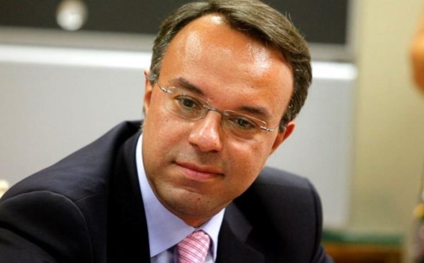 Συνάντηση του Υπουργού Οικονομικών με τον Πρέσβη της Γερμανίας