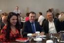 Συνάντηση συνεργασίας, επ' αφορμή της Διεθνούς Ημέρας Εξάλειψης της Φτώχειας, των πολιτικών ηγεσιών των Υπουργείων Εργασίας και Εσωτερικών μαζί με εκπροσώπους της Τοπικής Αυτοδιοίκησης
