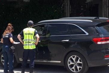 ΑΑΔΕ: Έλεγχοι σε αυτοκίνητα με ξένες πινακίδες