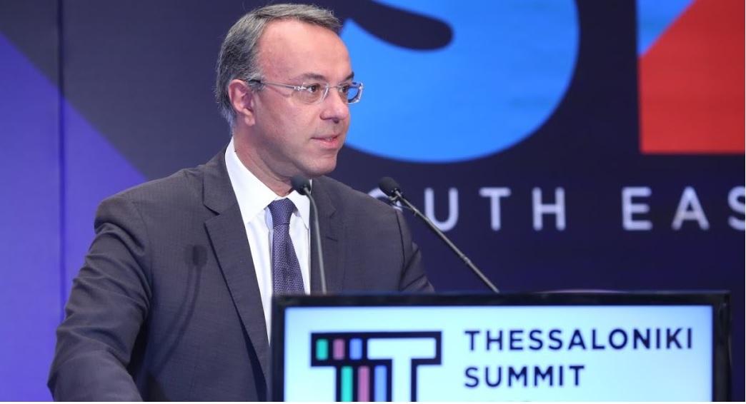 Ομιλία Χρήστου Σταϊκούρα στο Thessaloniki Summit 2019