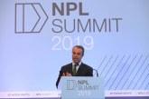 Ομιλία Σταϊκούρα στο 2nd NPL SUMMIT