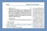 Α. 1413 /19: Διαδικασία διενέργειας κατά προτεραιότητα μερικού ελέγχου φορολογίας εισοδήματος και ΦΠΑ από το γραφείο σε περιπτώσεις που δια- πιστώνονται παραβάσεις μη έκδοσης ή έκδοσης ανακριβούς φορολογικού στοιχείου/ λογιστικού αρχείου (παραστατικού)