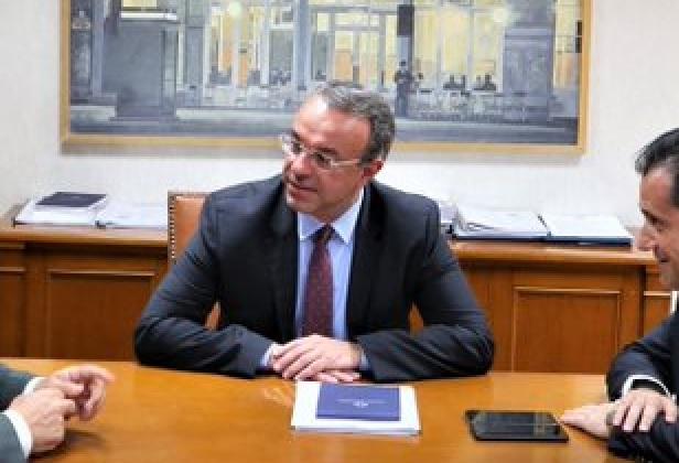 Τοποθέτηση Χρήστου Σταϊκούρα, για την εξειδίκευση των μέτρων αντιμετώπισης των οικονομικών επιπτώσεων του κορονοϊού