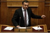 Ομιλία του Υπουργού Οικονομικών κ. Χρ. Σταϊκούρα στην Ολομέλεια της Βουλής