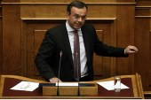 Ομιλία του Υπουργού Οικονομικών κ. Χρήστου Σταϊκούρα στην Ολομέλεια της Βουλής