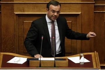Τοποθέτηση Σταϊκούραστη Βουλή σχετικά με τα μέτρα ενίσχυσης της ρευστότητας των επιχειρήσεων