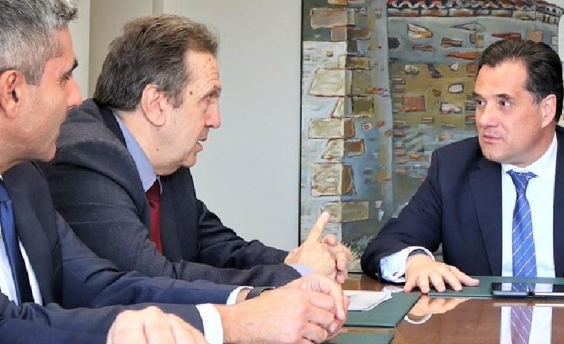 Συνάντηση της ΕΣΕΕ με τον Υπουργό Ανάπτυξης και Επενδύσεων, για την εύρυθμη λειτουργία της αγοράς