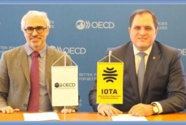 Συμφωνία συνεργασίας μεταξύ ΙΟΤΑ και ΟΟΣΑ για πάταξη φοροδιαφυγής