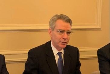 Geoffrey Pyatt: Η Ελλάδα έχει γίνει πυλώνας σταθερότητας