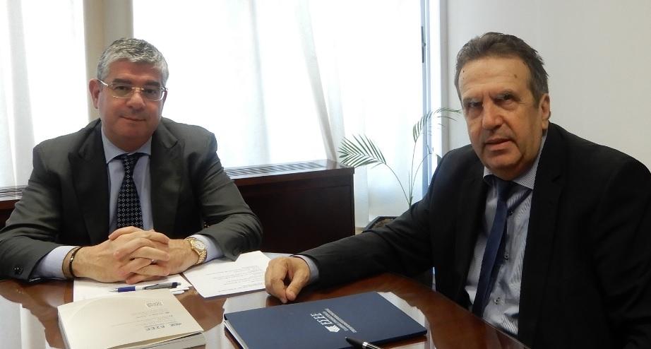 Συνάντηση ΕΣΕΕ με τον Υφυπουργό Ανάπτυξης και Επενδύσεων κ. Γιάννη Τσακίρη. Τι συζήτησαν.