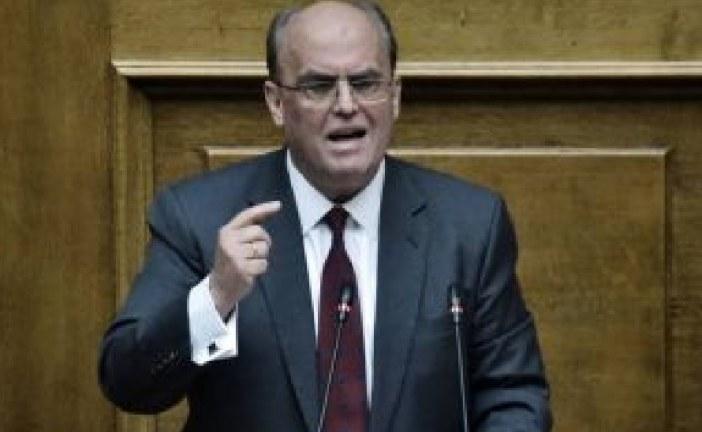 Ομιλία υφυπουργού Οικονομικών, Γ. Ζαββού, στη Βουλή για το Χρηματοπιστωτικό Σύστημα