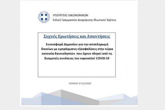 Υπ.Οικ.: Σε λειτουργία η ηλεκτρονική πλατφόρμα για το πρόγραμμα ΓΕΦΥΡΑ