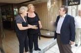 Κλιμάκιο της ΕΣΕΕ στην Καρδίτσα: Πρωτοφανής η καταστροφή στις εμπορικές επιχειρήσεις της πόλης