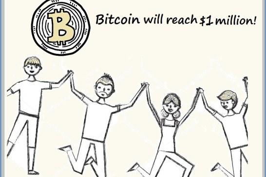 Bitcoin will reach $1 million!?