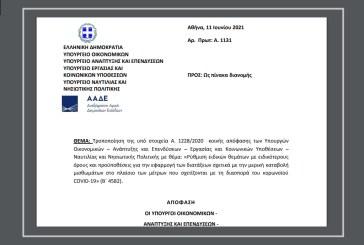Α. 1131/21: Τροποποίηση της Α. 1228/20 – Ρύθμιση ειδικών θεμάτων με ειδικότερους όρους και προϋποθέσεις για την εφαρμογή των διατάξεων σχετικά με την μερική καταβολή μισθωμάτων λόγω κορωνοϊού.